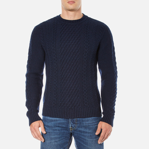 Edwin Men's United Sweatshirt - Navy