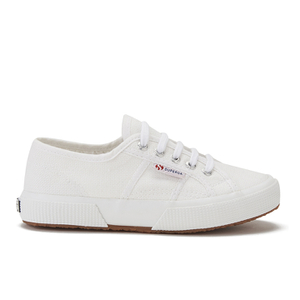 Superga Kids' 2750 Jcot Classic Trainers - White