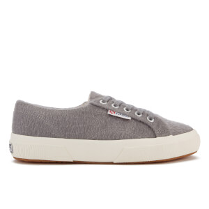 Superga Women's 2750 Synthorse W Trainers - Grey