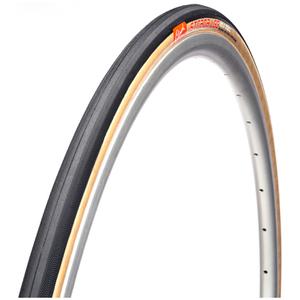 Clement Strada Tan Sidewalls LGG Folding Road Tyre 60 TPI