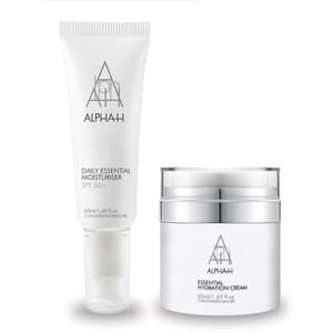Alpha-H 24 Hour Hydrating Duo (Worth £64)