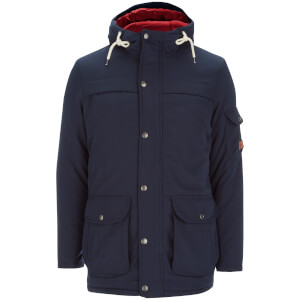 Jack & Jones Men's Originals New Jimmy Parka - Navy