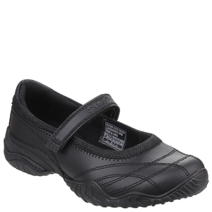 Skechers Kids' Velocity Pouty Shoes - Black