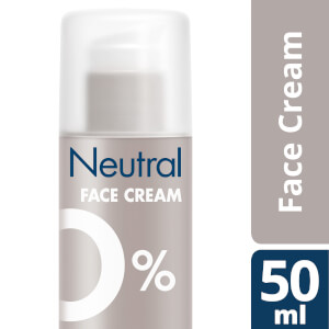 Neutral 0% Face Cream - 50ml
