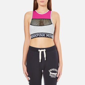 MINKPINK Women's Elevation Racerback Sports Bra - Multi