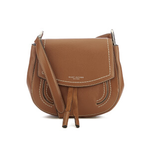 Marc Jacobs Women's Maverick Mini Shoulder Bag - Cognac