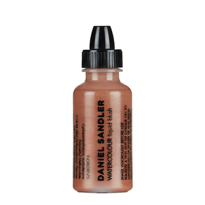 Blush Liquid Watercolour Daniel Sandler - Éclat doré (15 ml)