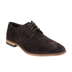 Rockport Men's Birch Lake Wing Tip Brogues - Chocolate