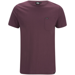 Animal Men's Young T-Shirt - Mauve Purple