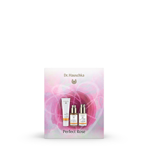 Dr. Hauschka Perfect Rose Set (Worth £41.92)