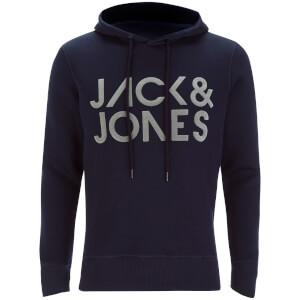 Jack & Jones Men's Core Sharp Hoody - Navy Blazer