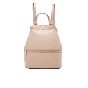 Lauren Ralph Lauren Women's Arley Blaine Medium Backpack - Porcini
