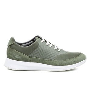 Lacoste Women's Joggeur Lace 416 1 Trainers - Dark Green