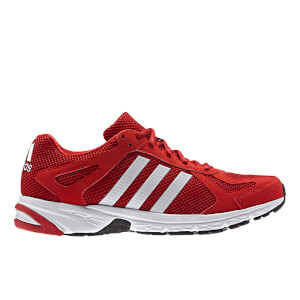 adidas Men's Duramo 55 Running Shoes - Red/White