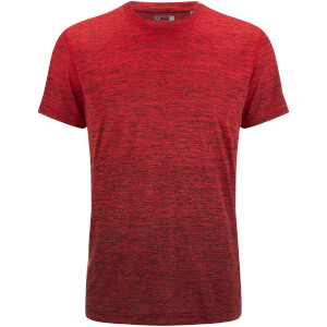 adidas Men's Gradient Training T-Shirt - Red