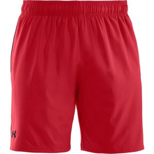 Under Armour Men's Mirage 8 Inch Shorts - Red/Black