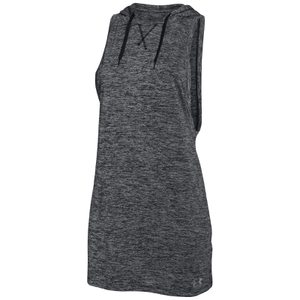 Under Armour Women's Tech Twist Hooded Tunic - Black