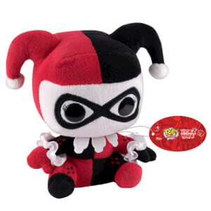 Batman Harley Quinn Regular Pop! Plush