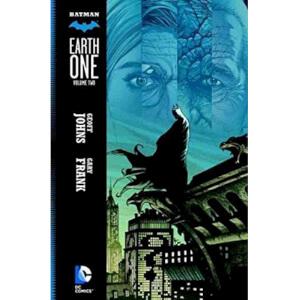 Batman: Earth One - Volume 2 Hardcover Graphic Novel