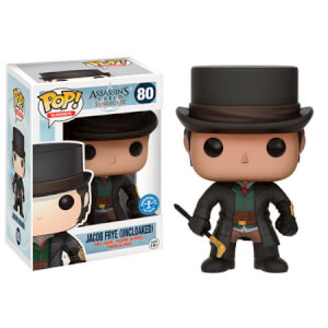 Assassins Creed Jacob Frye (Uncloaked) Funko Pop! Figuur