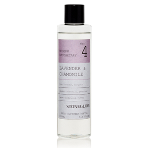 Stoneglow Modern Apothecary No. 4 Diffuser Refill - Lavender and Chamomile