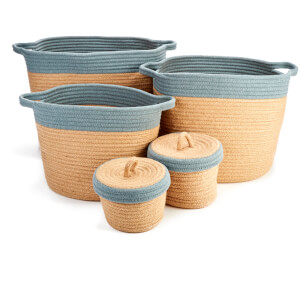 Broste Copenhagen Set of Baskets
