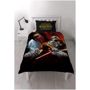 Star Wars: The Force Awakens - Episode VII Panel Duvet Set