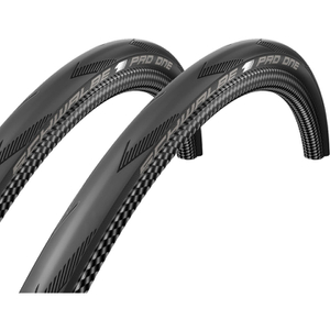 Schwalbe Pro One Folding Tyre Twin Pack