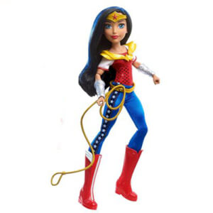 DC Super Hero Girls Wonder Woman Action Doll