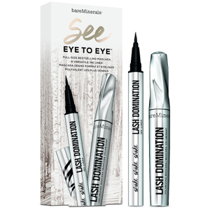 bareMinerals See Eye To Eye™ Lash Domination Mascara et Eyeliner Duo