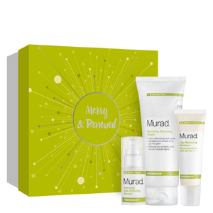 MURAD MERRY AND RENEWED RESURGENCE GIFT SET