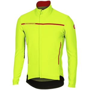 Castelli Perfetto Jacket - Yellow Fluro
