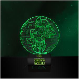 Star Wars Rogue One Death Star Acrylic Light