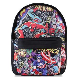 Marvel Men's Amazing Spider-Man Backpack - Black