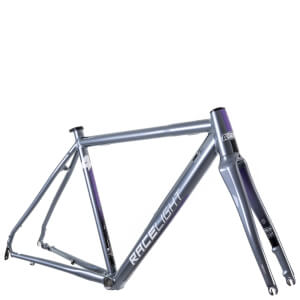 Kinesis Racelight 4S Disc Frameset - Grey/Purple