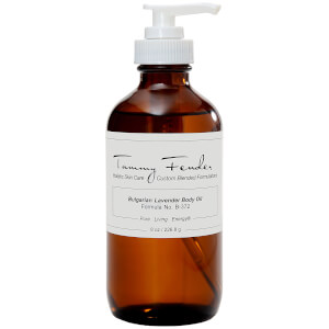 Tammy Fender Bulgarian Lavender Body Oil 8 Oz
