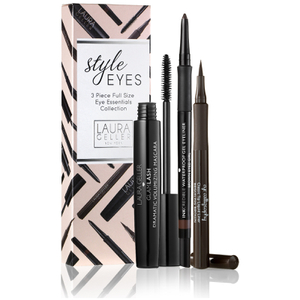 Laura Geller Style Eyes 3 Piece Collection (Worth £53)