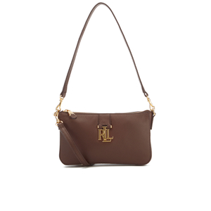 Lauren Ralph Lauren Women's Pam Mini Shoulder Bag - Burnt Brown