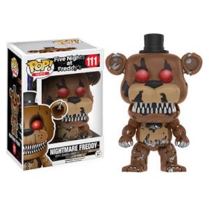 Five Nights at Freddys Nightmare Freddy Pop! Vinyl Figure