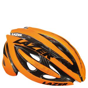 Lazer Helium Helmet with MIPS - Flash Orange