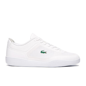 Lacoste Men's Tramline 116 1 SPM Trainers - White