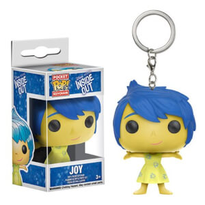 Inside Out Joy Pocket Pop! Key Chain