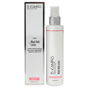 B Kamins Maple Body Lotion 180ml