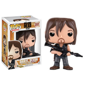 The Walking Dead Daryl Dixon with Rocket Launcher Funko Pop! Figuur