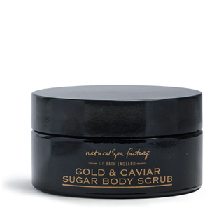 Natural Spa Factory Gold Body Scrub