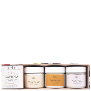 FarmHouse Fresh Skin Saviors - 3 Piece Shea Butter Sampler Set