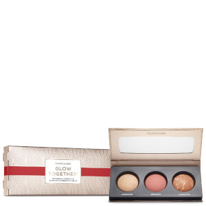 bareMinerals Glow Together Dimensional Powder Trio