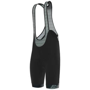 Santini Il Lombardia Bib Shorts - Black