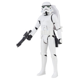 Star Wars: Rogue One Electronic Stormtrooper Action Figure