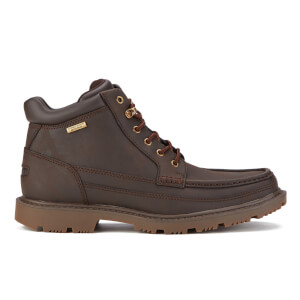 Rockport Men's Redemption Road Moc Toe Boots - Koa